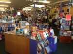 Antigone Books reminds me of my Oz Bookstore.
